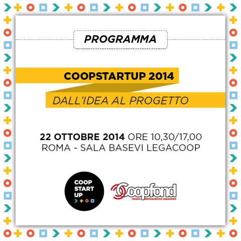 Programma Coopstartup