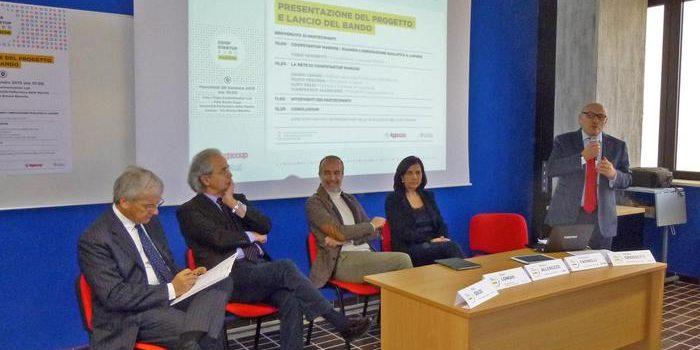 Presentato il progetto di Legacoop Marche e Coopfond per imprese cooperative a contenuto innovativo 'Coopstartup'