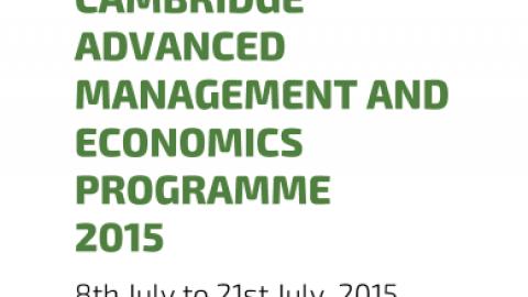 Il modello cooperativo e la Cambridge University