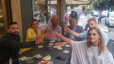 FUCINA DELLE ARTI, una nuova cooperativa nata da Coopstartup a Viterbo