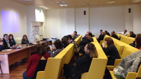 Galleria fotografica conferenza stampa di presentazione Coopstartup Calabria