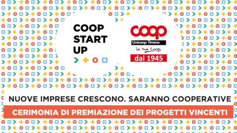 Programma Cerimonia di premiazione Coopstartup Unicoop Tirreno