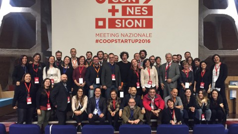 Meeting Nazionale Coopstartup 2016 – Tutte le foto