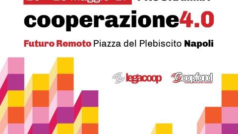 Programma partecipazione Legacoop Coopfond a Futuro Remoto