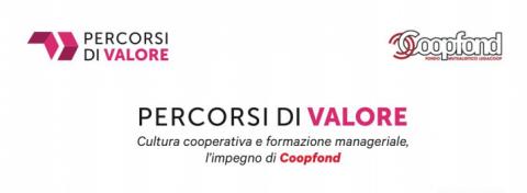"""""""PERCORSI DI VALORE"""" per diffondere la cultura della cooperazione"""