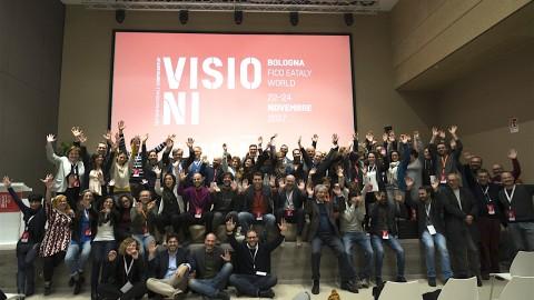 Visioni – Le foto della giornata conclusiva del Meeting Nazionale Coopstartup