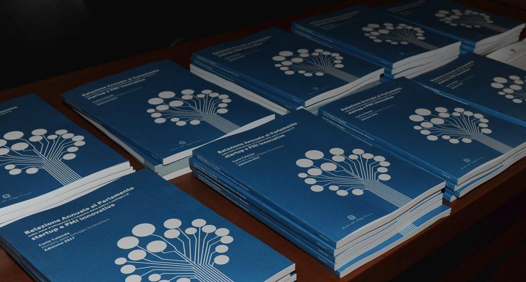 Relazione startup Ministero Sviluppo Economico