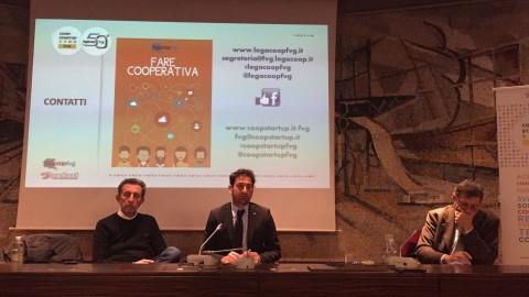 Coopstartup FVG: idee innovative nei settori agroalimentare, servizi alla persona e turismo
