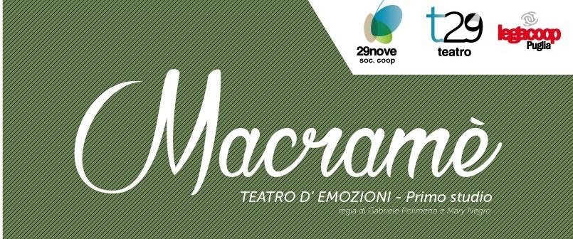 Macramè banner web