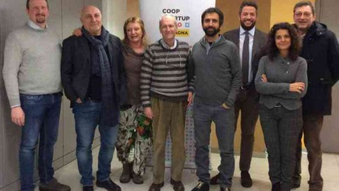 Premiazione Coopstartup Romagna a Rimini