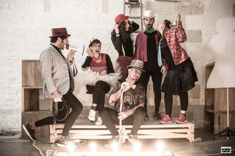 La prima assoluta dello spettacolo Macramè, nuova produzione della startup cooperativa pugliese 29nove